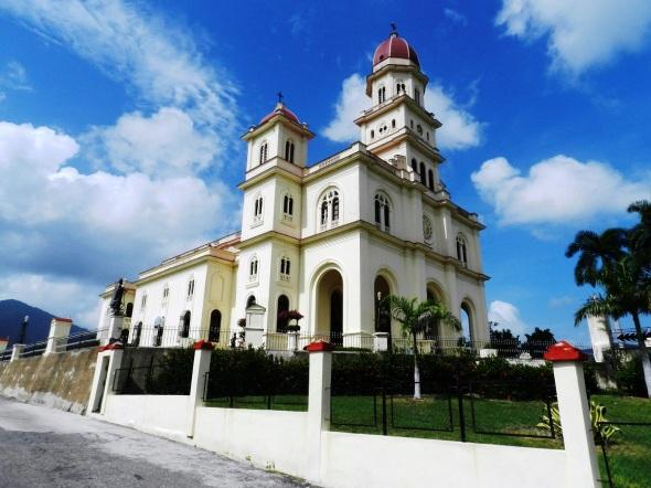 Santuario de Nuestra Señora de la Virgen de la Caridad del Cobre..