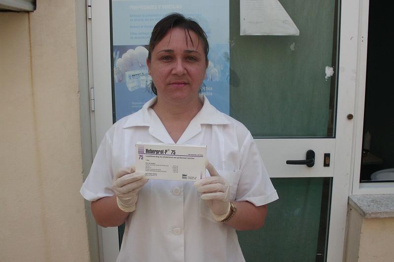 El Heberprot-P es un oro blanco,  el petróleo cubano de salud: Testimonio del Doctor Jorge Berlanga  (2/3)