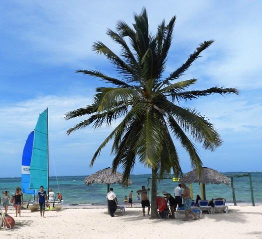 Playa de Santa Lucia, Camagüey: Gran piscina natural de Cuba (3/6)