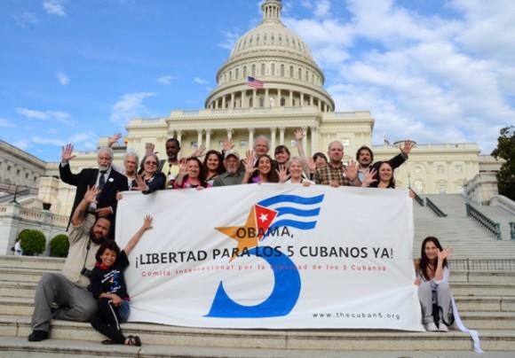 Convocan a nueva jornada internacional a favor de antiterroristas cubanos