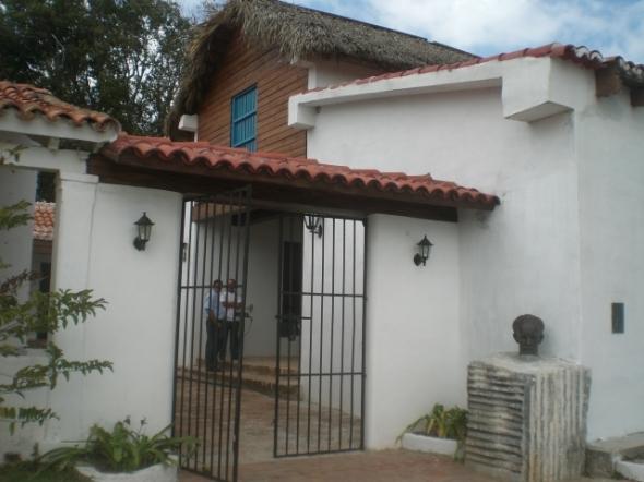 El Abra donde estuvo José Martí