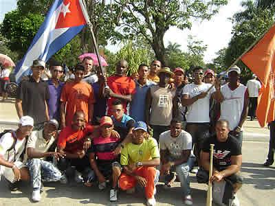 Equipo actual de beisbol de Santa Cruz del Sur