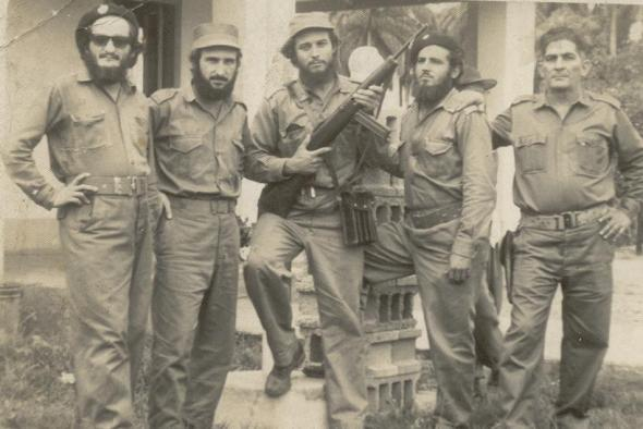 Grupo de guerrilleros