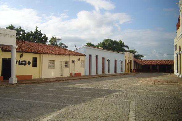 Centro Historico de Bayamo. Foto  Lázaro Najarro