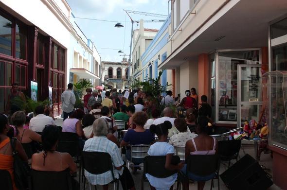 Feria del libro...Camaguey...Anterior edición.. Foto Lázaro david Najarro Pujol