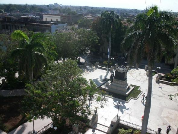 Monumento a El Mayor, en Camagüey