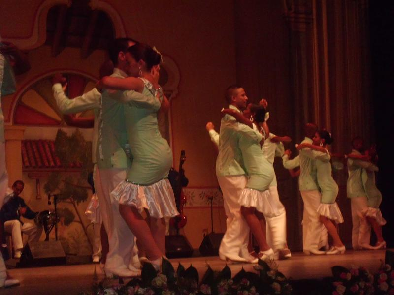 Exitoso debut de Camagua en Festival Internacional de Folklore