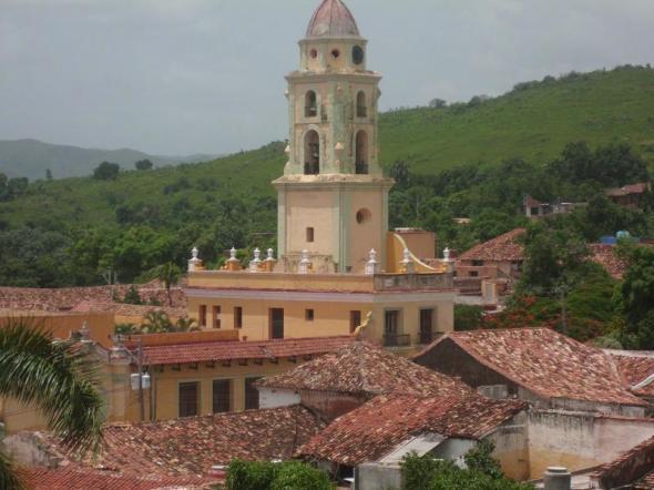 Trinidad. Foto  Lázaro Najarro