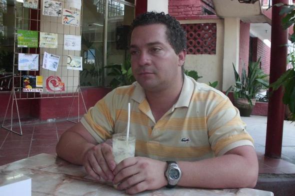 Yunielkis Naranjo. Foto Lázaro David Najarro Pujol