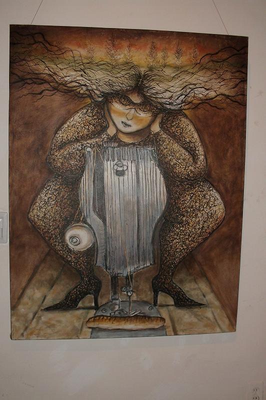 Obra de Martha Jimenez