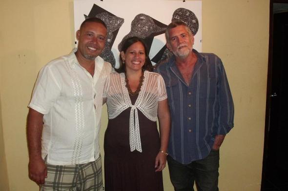 Pedro Lopez y los autores