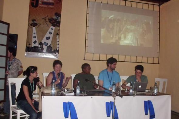Destacan en Camagüey calidad artística y profundidad del videoarte cubano