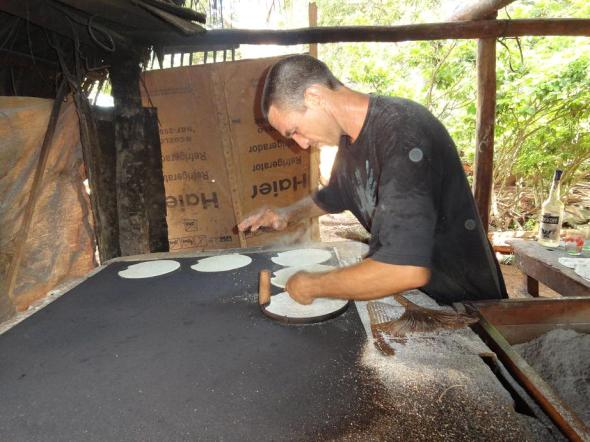 En Sierra de Cubitas se mantiene la cultura del casabe