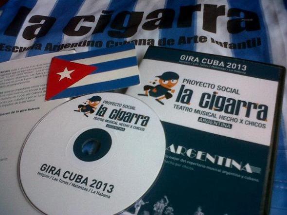 CD DE LA GIRA