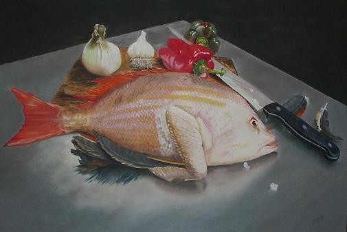 Pollo por pescado, de Osmany Hinojosa
