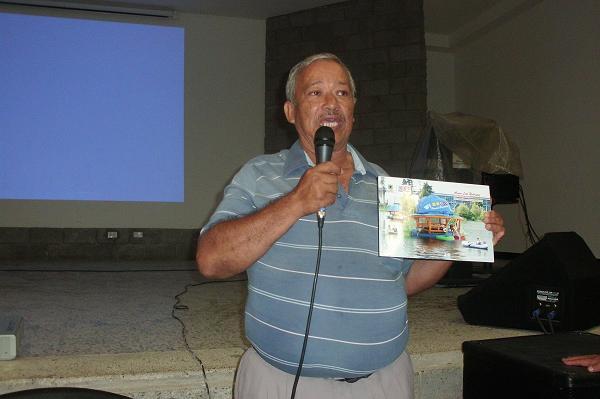 Colombia. Proyecto Educación Solidaria: por la mejor inversión  (5/6)