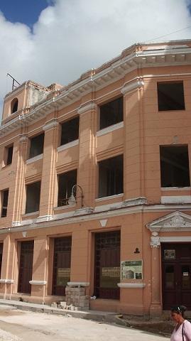Edificación de valor Patrimonial devendrá Hotel Santa María, en Camagüey.