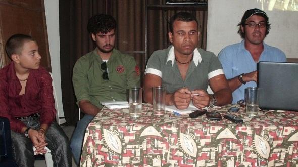 Asumen jóvenes realizadores cubanos suspenso psicológico de terror
