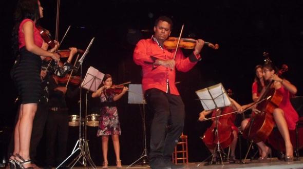 Jóvenes artistas camagüeyanos