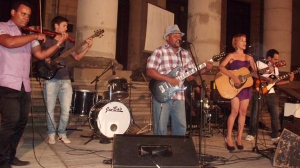 Jóvenes creadores cubanos realizan Gran Concierto homenaje