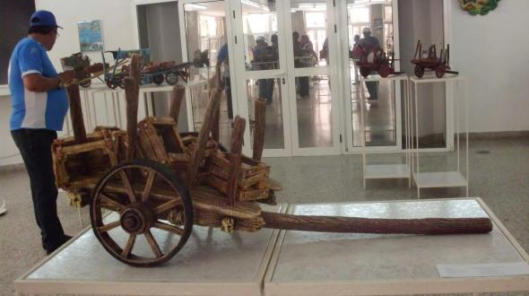 La carreta un medio de transporte tradicional