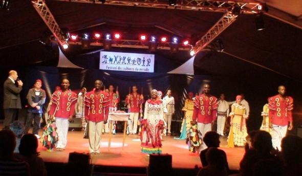 Ovacionado Camagua en Festival de Artes y Tradiciones Populares