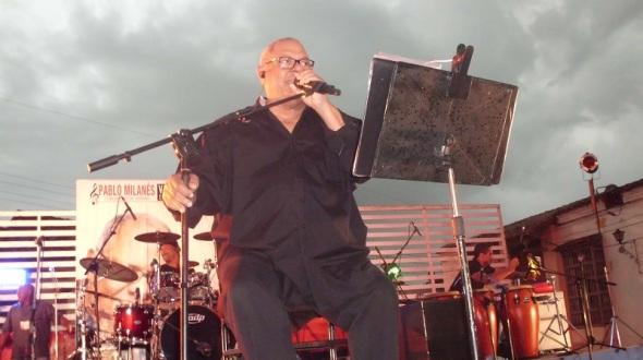 Pablo Milanés en Concierto de Verano en Camagüey