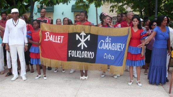 A la compañía Folklórica de Camagüey esta dedicado  el VI Festival