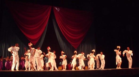 Caracterizó por predominio artístico VI festival cubano Olorum