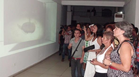 Con una exposición virtual de las 50  obras en concurso y caracterizada por el despliegue tecnológico comenzó hoy Salón de Artes Visuales