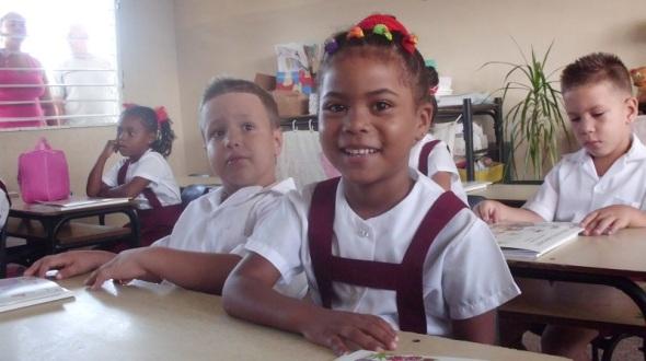 Desde los primeros años de vida la garantía de ir a la escuela