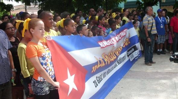 La Andariega orgullo para Cuba