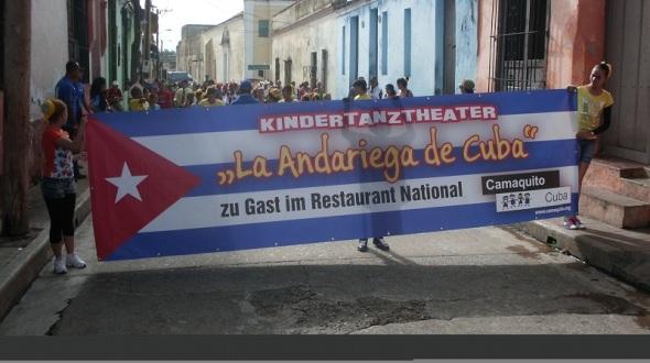 La Andariega y sus éxitos en el Viejo Continente