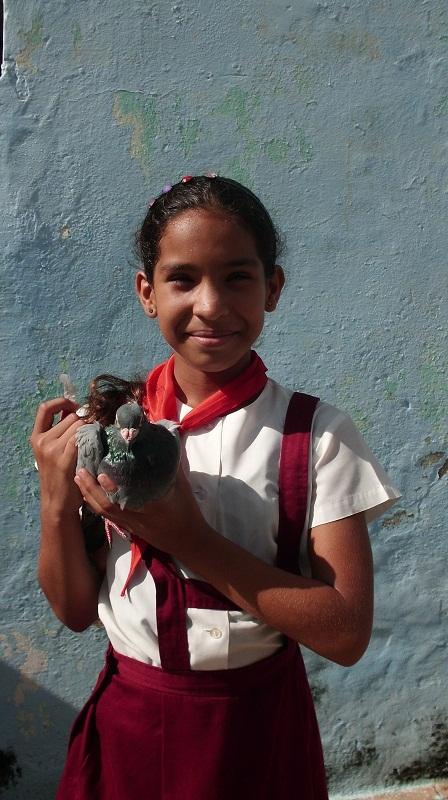 La paloma símbolo de paz