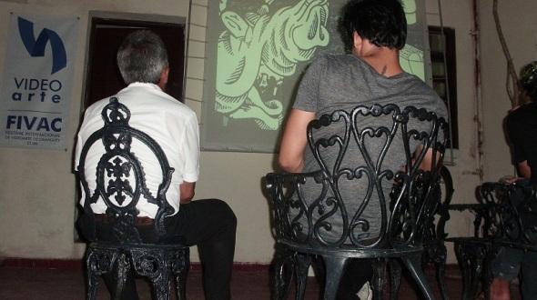 Comenzó en Cuba ciclo de proyección de audiovisuales latinoamericanos. Foto Lázaro D. Najarro