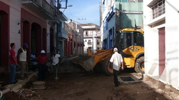 La calle de los cines donde radicará un complejo cinematográfico, único en Cuba