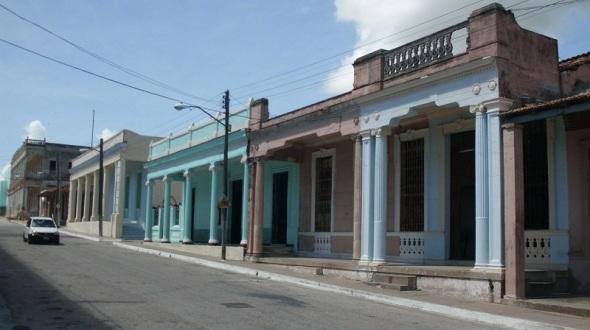 La vieja ciudad de Nuevitas se diferencia por múltiples elementos arquitectónicos