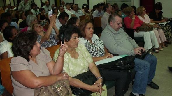 Académicos de México, Ecuador, República Dominicana, España, Angola y Cuba, debaten  hasta el jueves 7 sobre de la calidad en la formación del profesional