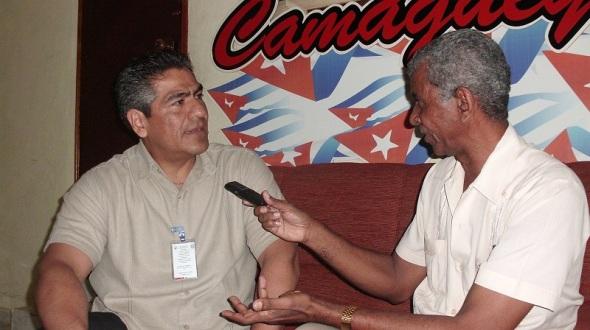 Academico Armando Val´des, México