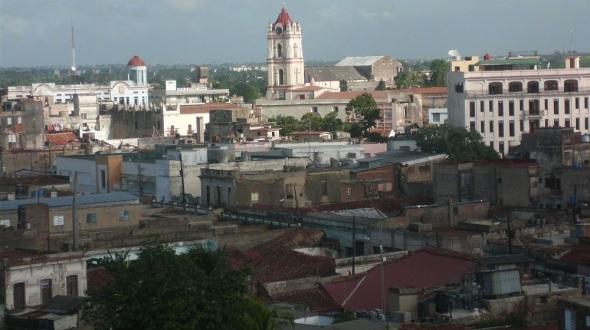 Camagüey intercambia con Las Bahamas. Foto Lázaro D. Najarro