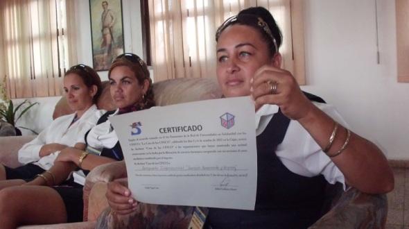 Certificación oficial como Casa de los Cinco