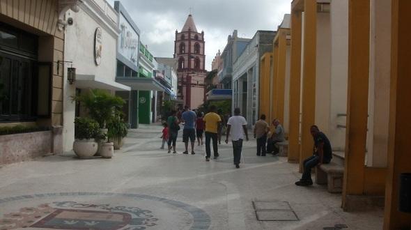 Ciudad de Camagüey, Patrimonio Cultura de la Humanidad. Foto  Lázaro Najarro