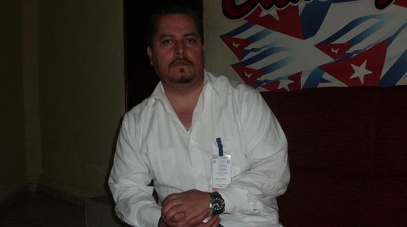 Doctor mexicano en derecho Julián Germán Molina