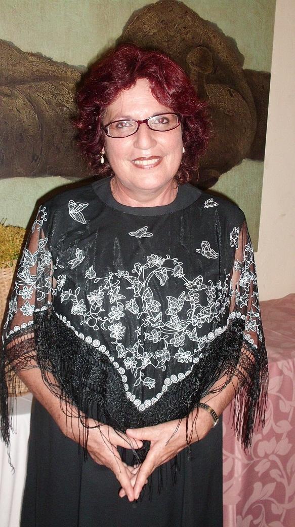 Doctora en Ciencias María Teresa Machado