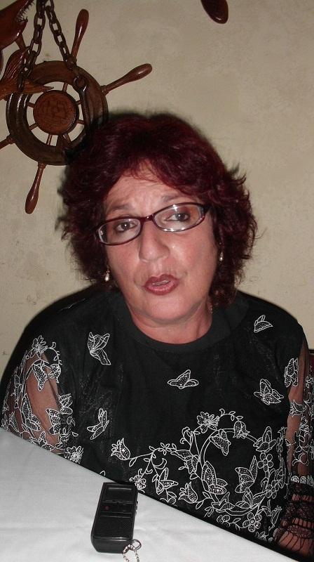 María Teresa Machado, directora del Centro de Estudio de Ciencias de la Educación de la Universidad camagüeyana