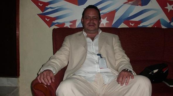 Rafael Navarro, de México