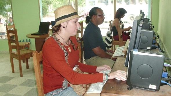 Foro interactivo desde Cuba y para el mundo sobre desarrollo cultural. Foto Lázaro David Najarro P