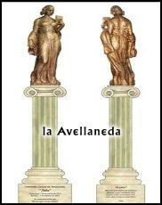 Una escultura monumentaria a la poetisa cubana  Gertrudis Gómez de Avellaneda