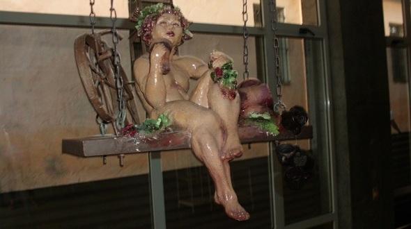 25 piezas de cerámicas de figuras humanas en pequeño formato