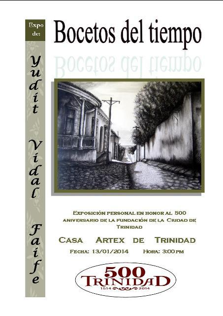 Expo Bocetos del tiempo